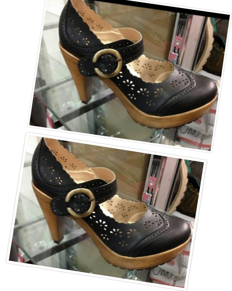Venta De Zapatos Y Panchas Plataforma Por Mayor !! Modelos ... 44cffc3884e3