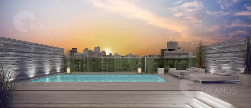 venta departamento 1 ambiente con balcón a estrenar - palermo
