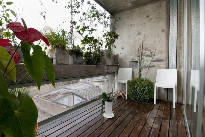 venta departamento 1 ambiente con balcón y cochera fija  villa urquiza