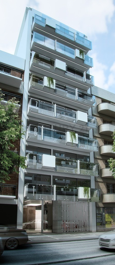 venta departamento 1 ambiente en construccion - financiacion hasta 70%
