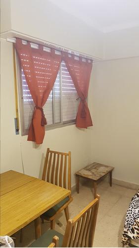 venta departamento 1 ambiente totalmente amoblado equipado zona plaza colon