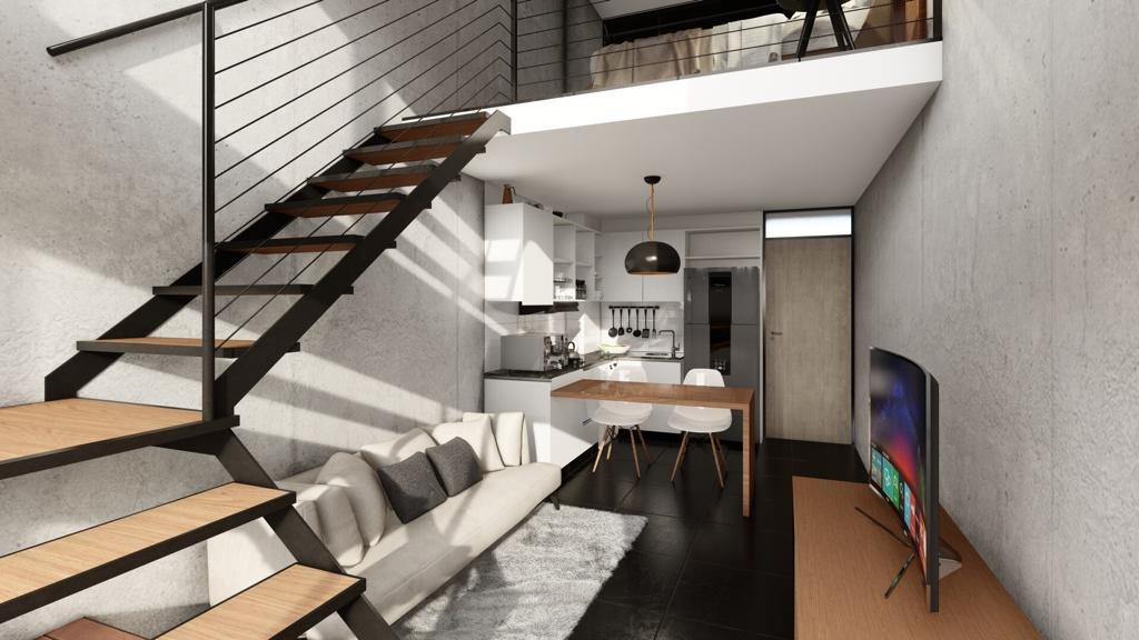 venta departamento 1 dormitorio alberdi duplex