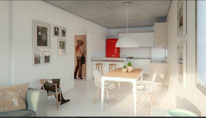 venta - departamento 1 dormitorio - amenities - zona pichincha cercana al centro y universidades