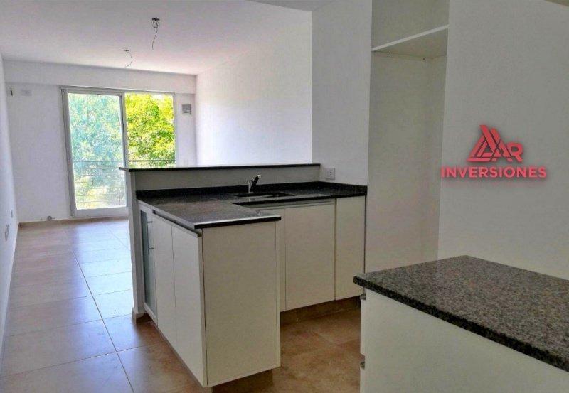 venta departamento 1 dormitorio con doble balcon - a estrenar - ventilacion cruzada - luminoso