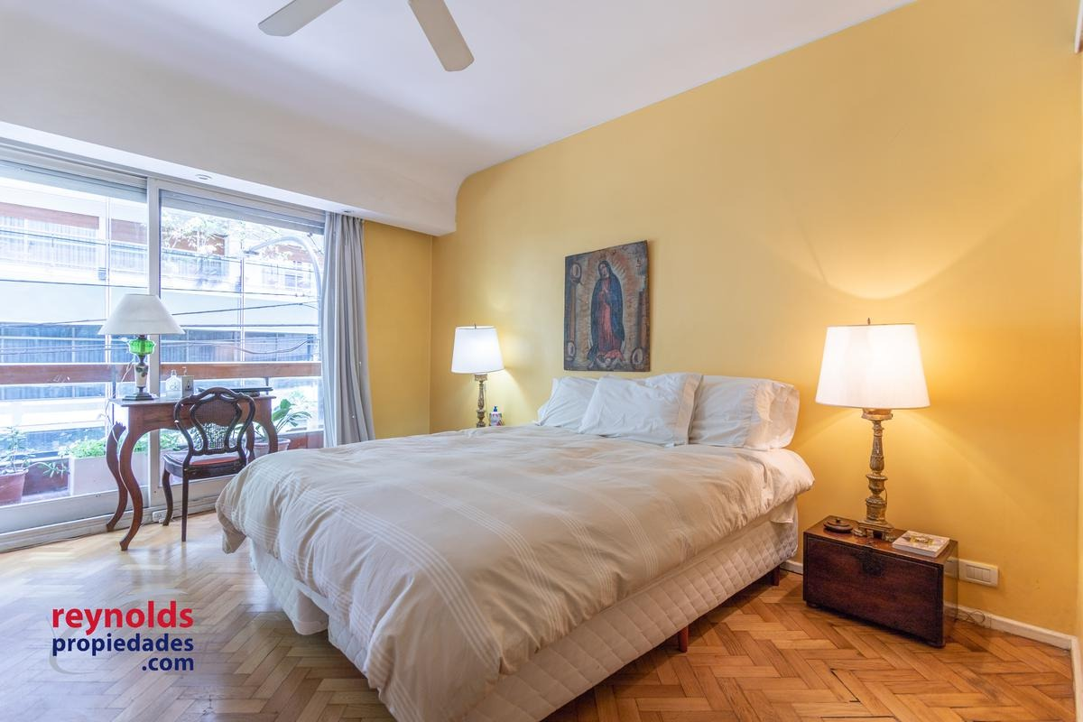 venta departamento - 195 m2 - 4 ambientes y baulera - recoleta