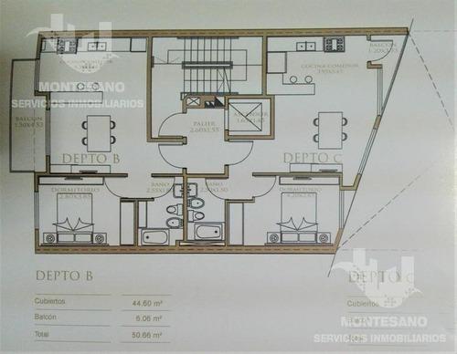 venta - departamento 2 amb - villa luro