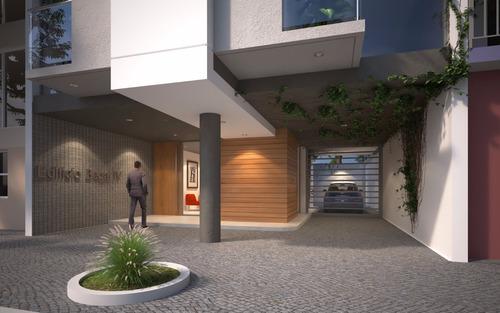 venta departamento 2 ambientes 45m2. la perla. pozo