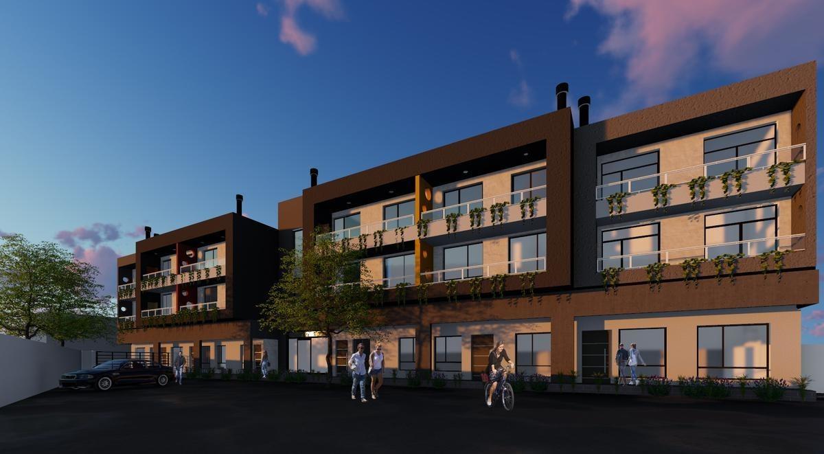 venta departamento 2 ambientes a estrenar en condominio los alamos, hurlingham