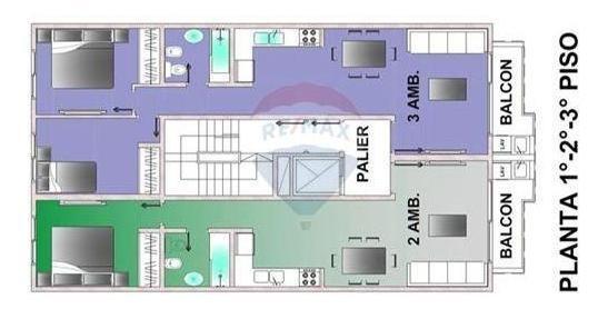 venta departamento 2 ambientes a estrenar quilmes
