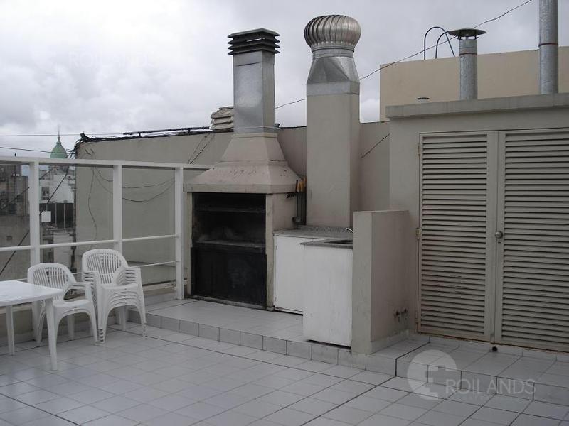 venta departamento 2 ambientes con balcón congreso