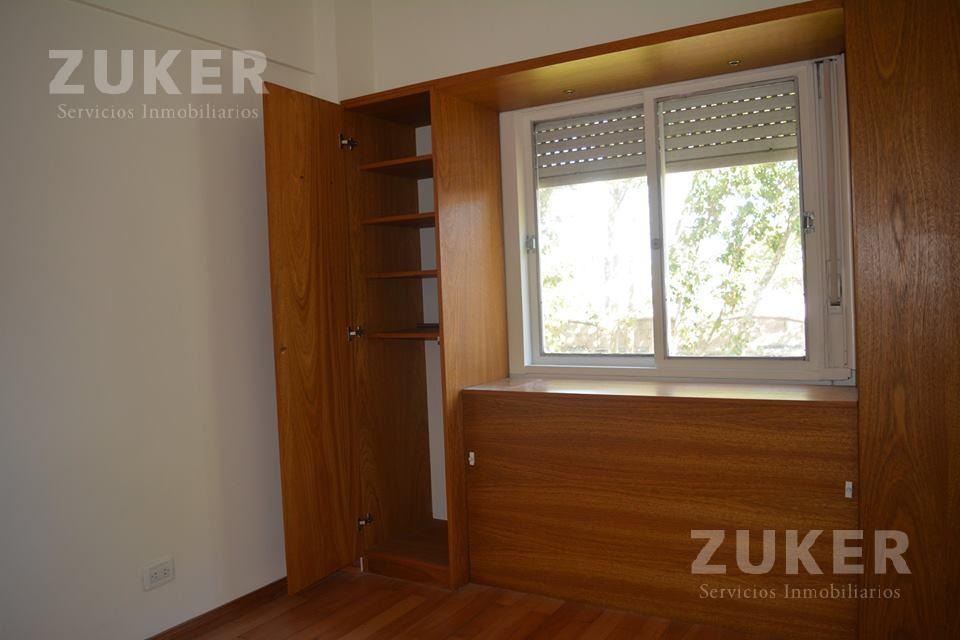 venta departamento 2 ambientes con balcón - l.de nuñez
