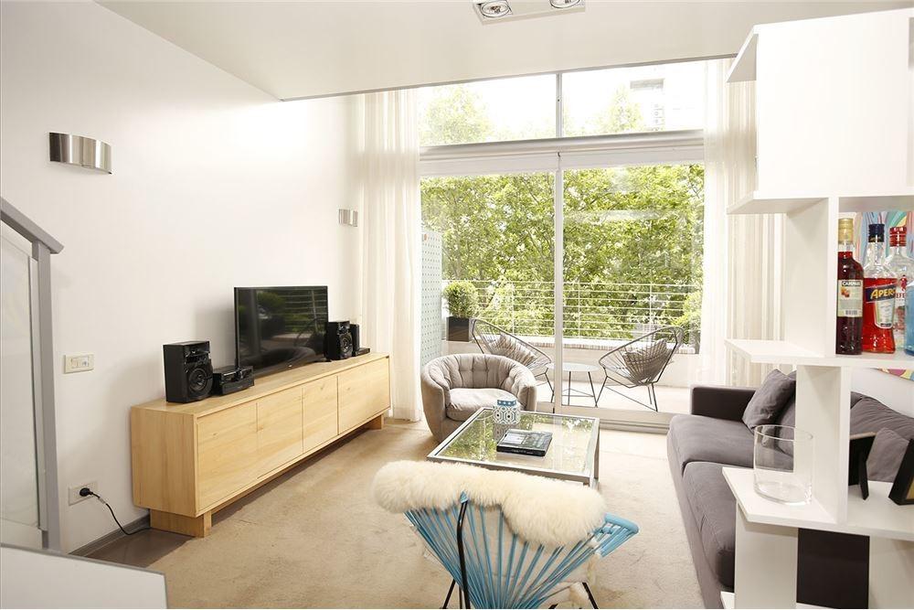 venta departamento 2 ambientes en palermo