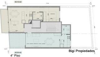 venta departamento 2 ambientes en pozo almagro