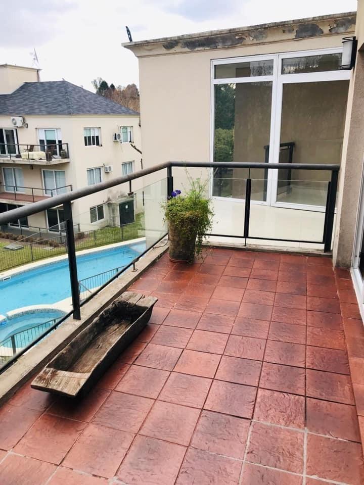 venta departamento 2 ambientes en terrazas del lago pilar