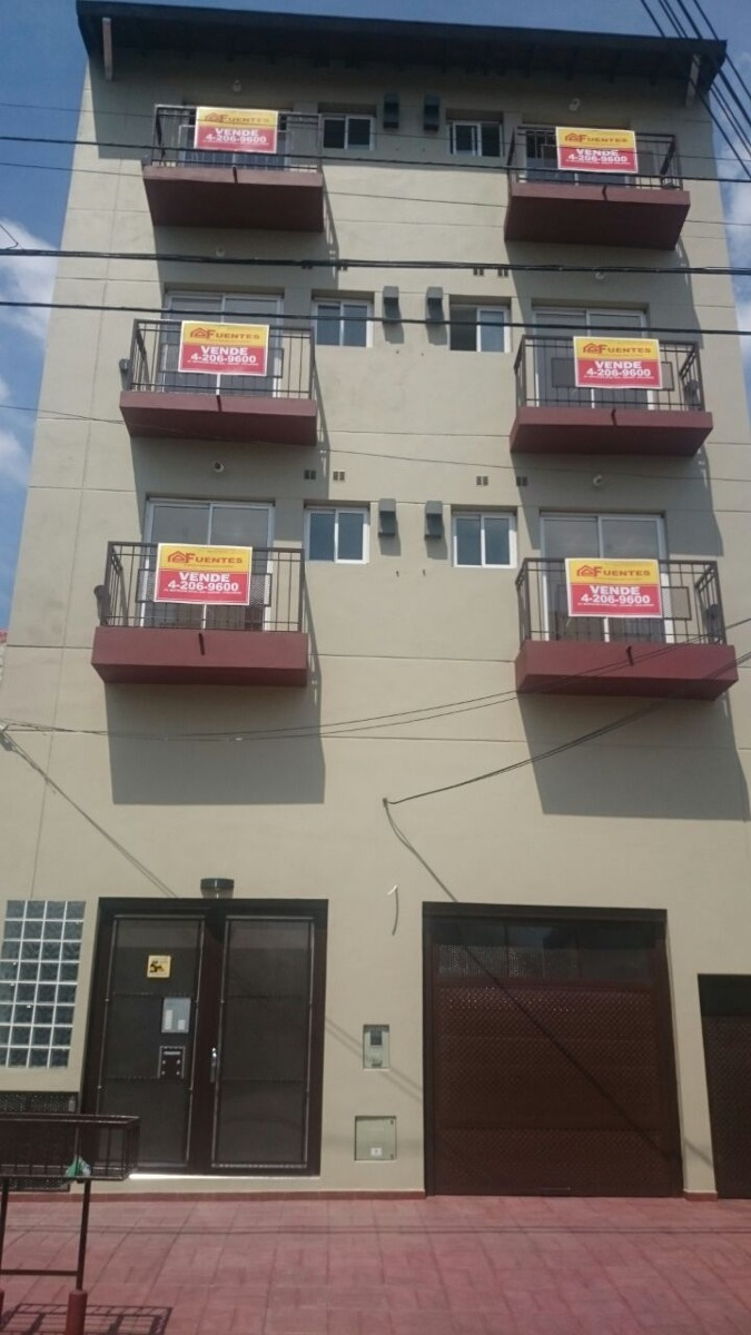 venta departamento 2 ambientes en villa domínico con cochera