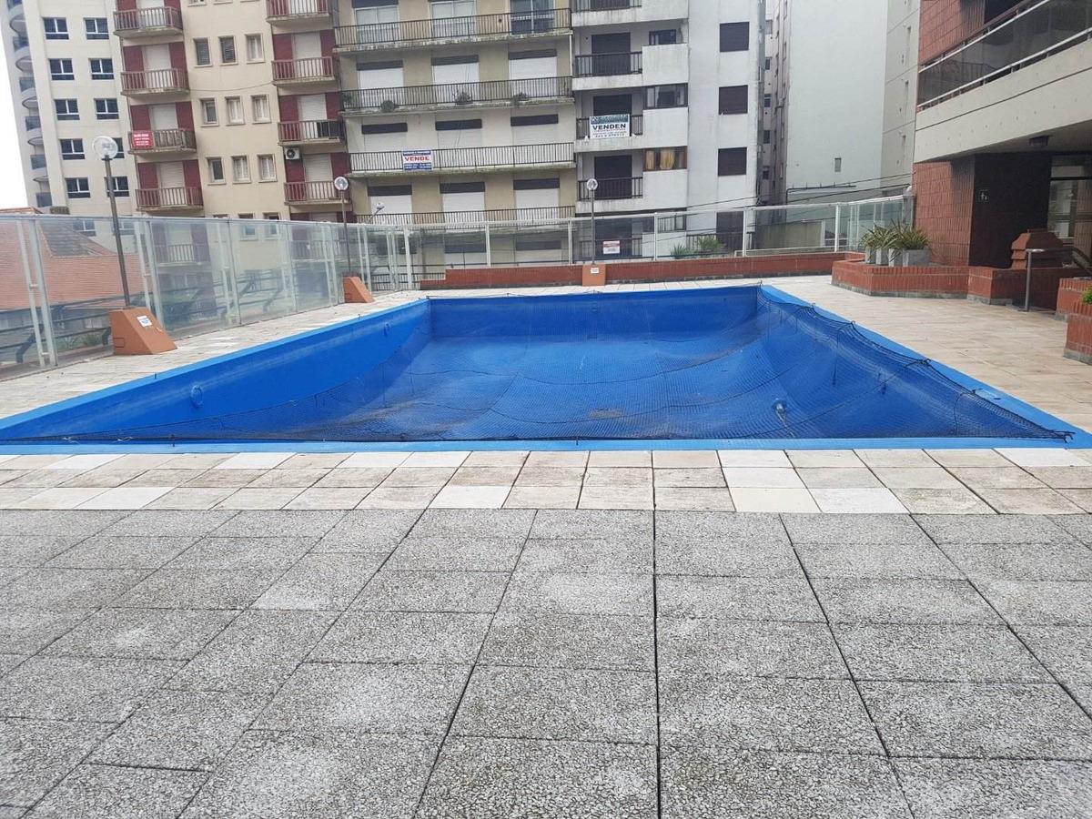 venta departamento 2 ambientes externo vista al mar pileta balcón