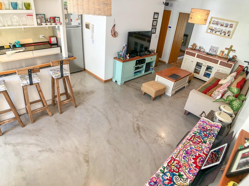 venta departamento 2 ambientes nuñez patio y parrilla