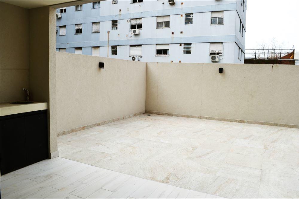 venta departamento 2 ambientes patio belgrano