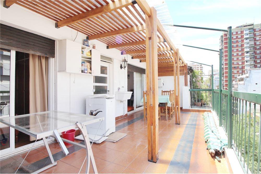 venta departamento 2 ambientes terraza belgrano