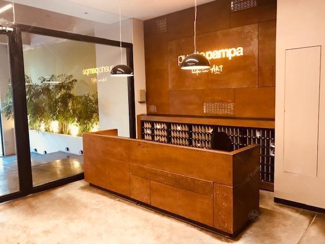 venta- departamento 2 ambientes tipo loft  en puerto pampa- boca- capital federal