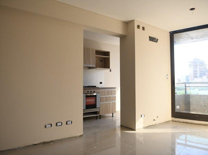 venta departamento 2 dormitorios con balcon al frente - fundar - entrega inmediata