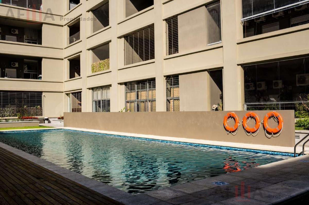 venta departamento 2 dormitorios suite barbacoa - goes