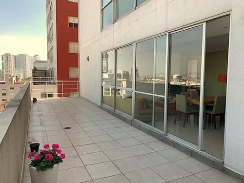 venta departamento 2 habitaciones nuevo polanco