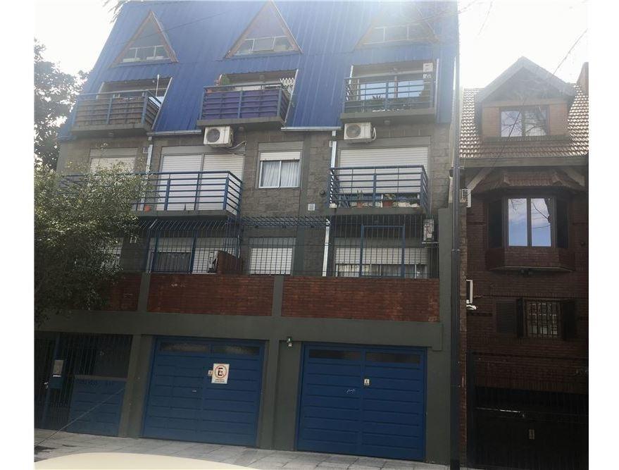 venta departamento 3 amb caballito balcon terraza