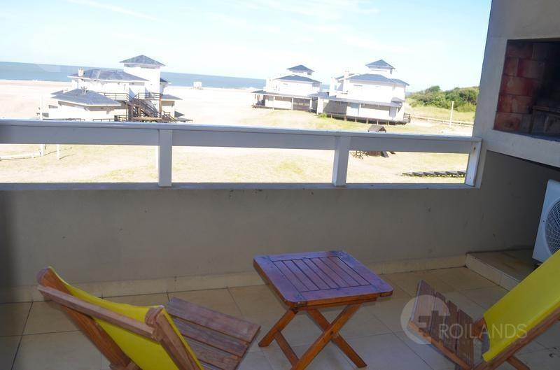 venta departamento 3 ambientes balcón frente al mar- mar de las pampas