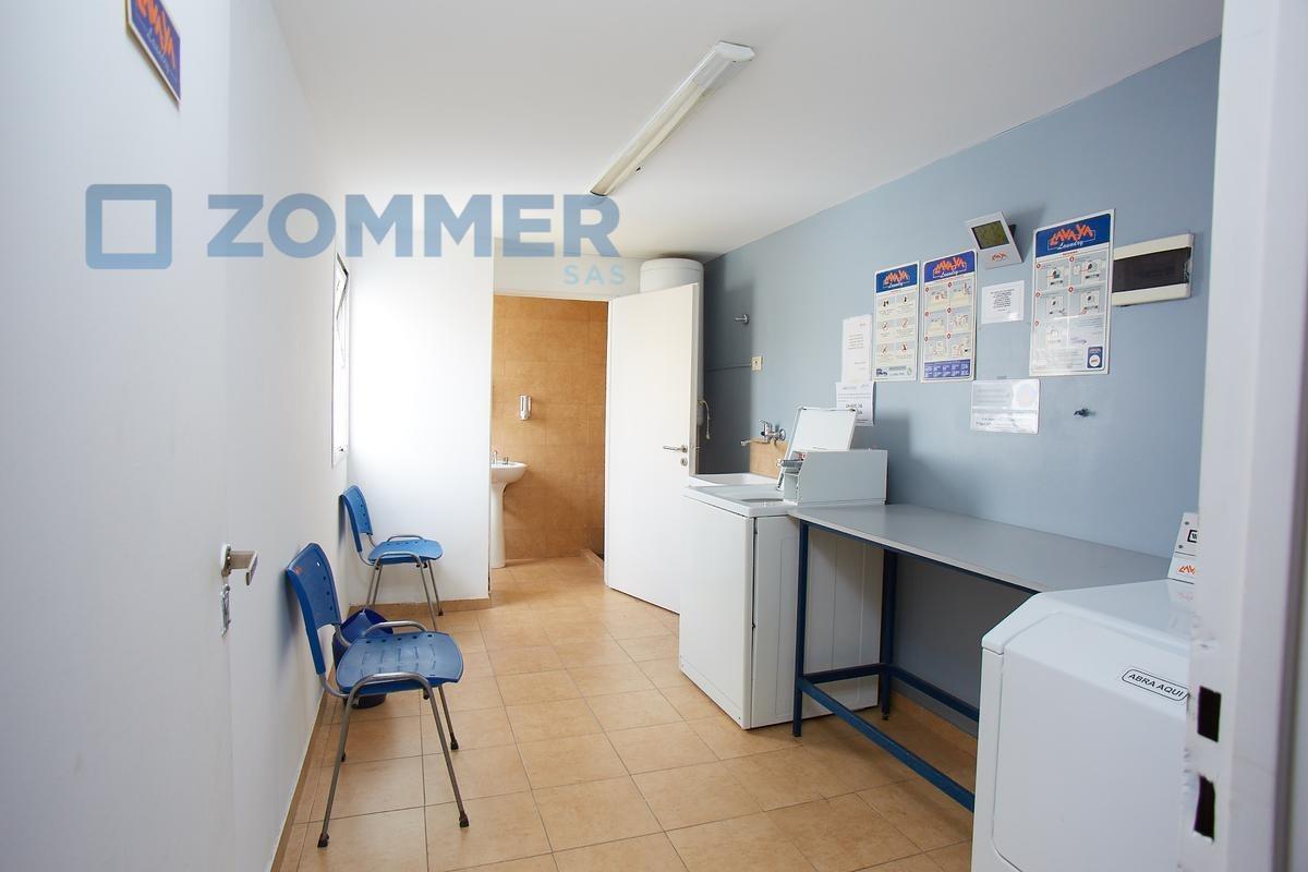 venta departamento 3 ambientes belgrano, parrilla propia, amenities, cochera