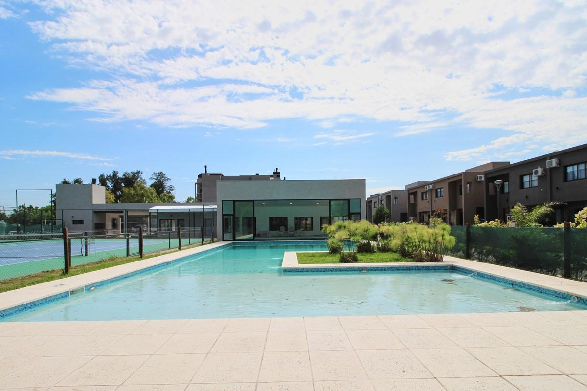 venta departamento 3 ambientes en barrio cerrado moreno zona oeste