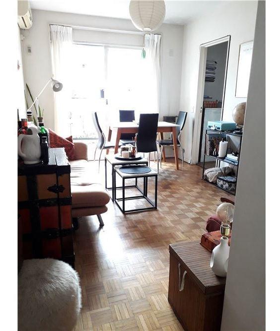 venta departamento 3 ambientes en palermo chico