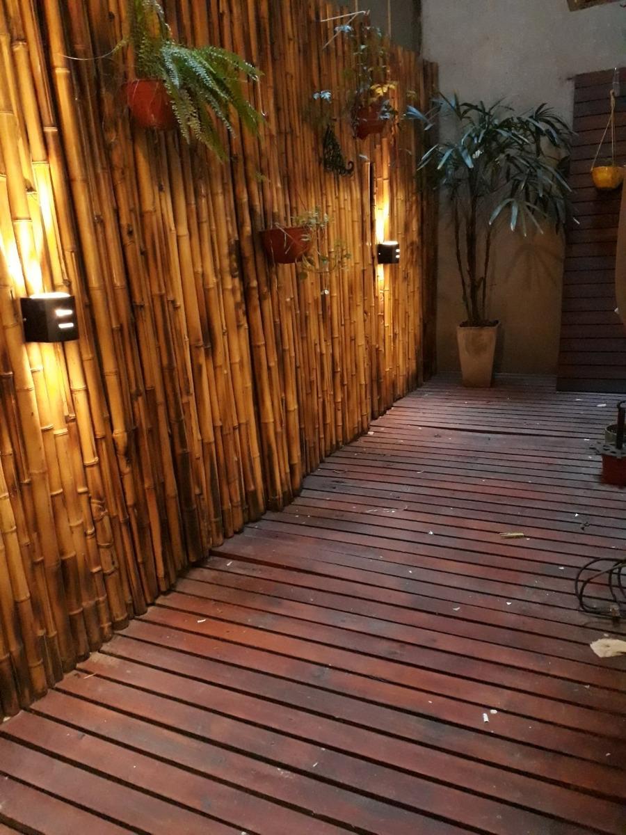 venta departamento 3 ambientes flores parque chacabuco patio