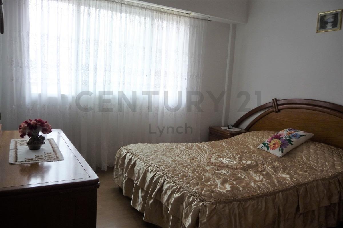 venta departamento 3 ambientes - villa pueyrredón
