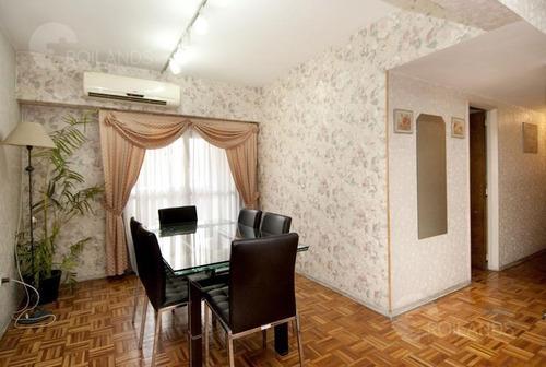 venta departamento 4 ambientes con cochera en flores