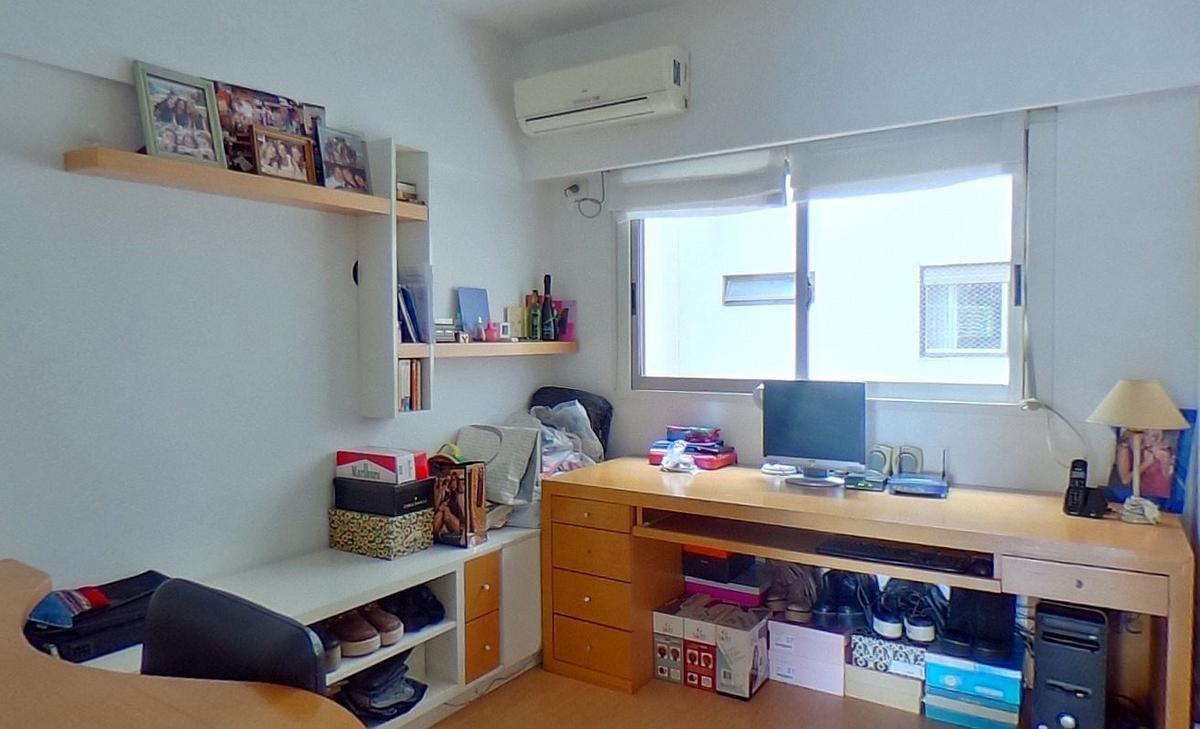 venta departamento 4 ambientes con dep y cochera fija cubierta. belgranor