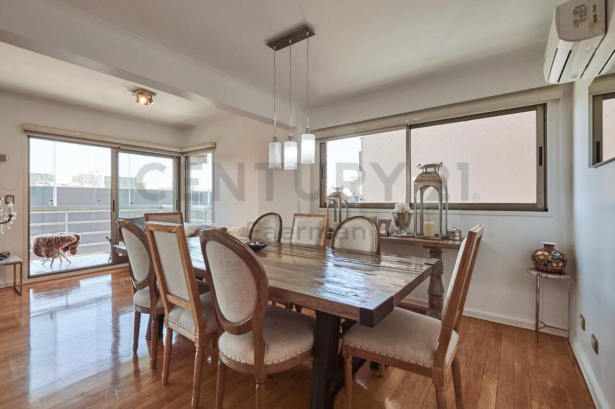 venta departamento 4 ambientes palermo 2 cocheras amenities