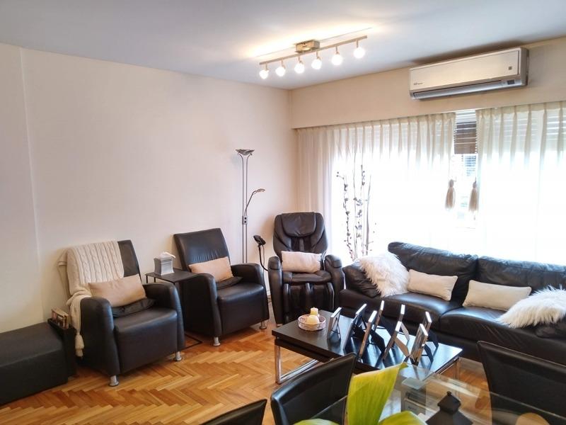 venta departamento 4 ambientes reciclado balcon piso alto