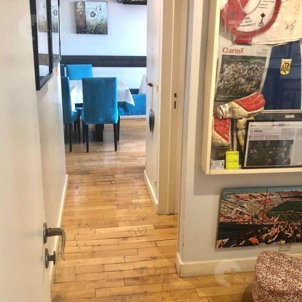 venta departamento 5 ambientes piso alto balcon cochera dependencia acepta permuta nuñez