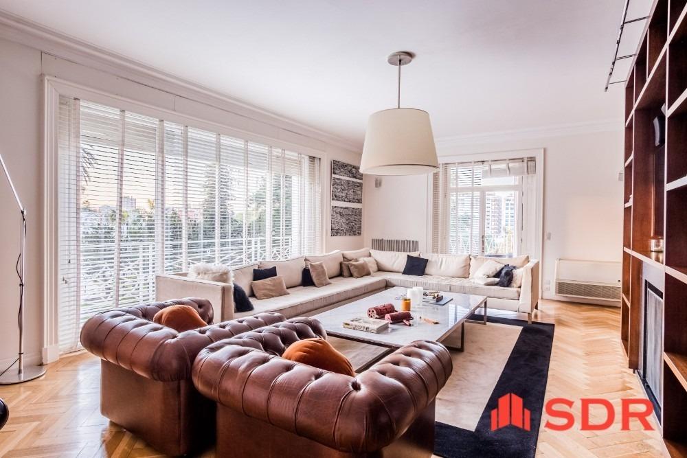 venta departamento 6 ambientes balcón terraza la pampa 1700