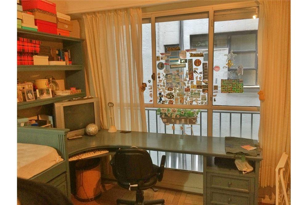 venta departamento 6 ambientes con balcón recoleta