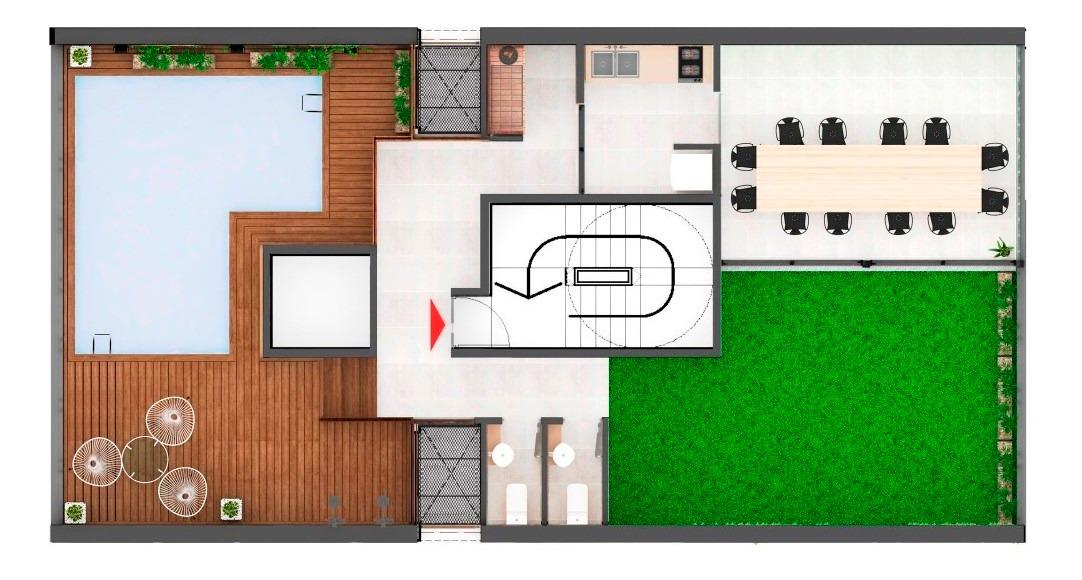venta departamento a estrenar 2 dormitorios refinería