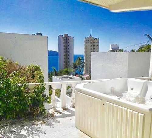 venta departamento amueblado en acapulco