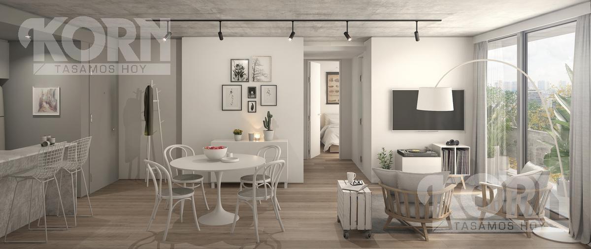 venta departamento apto profesional de 2 ambientes en palermo - pre-lanzamiento