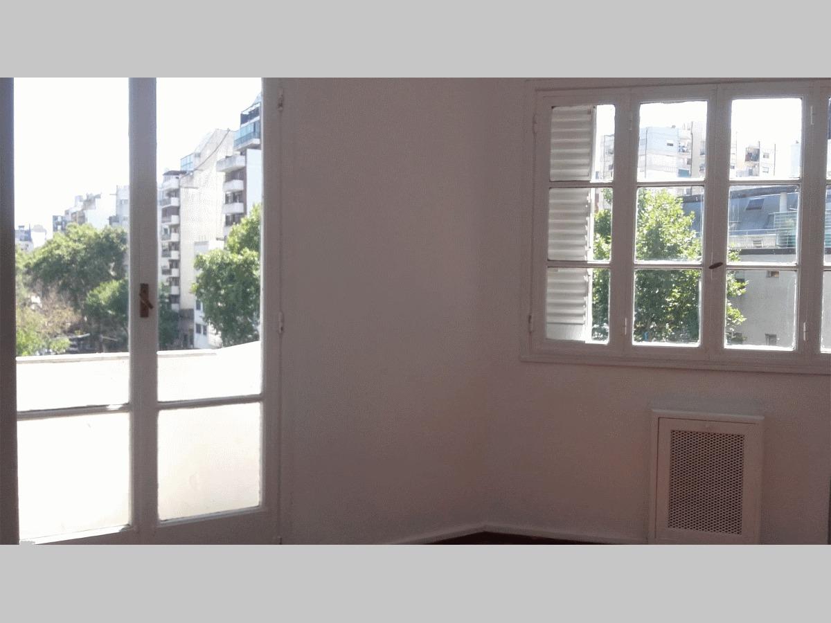 venta departamento balvanera 2 ambientes frente balcon 528