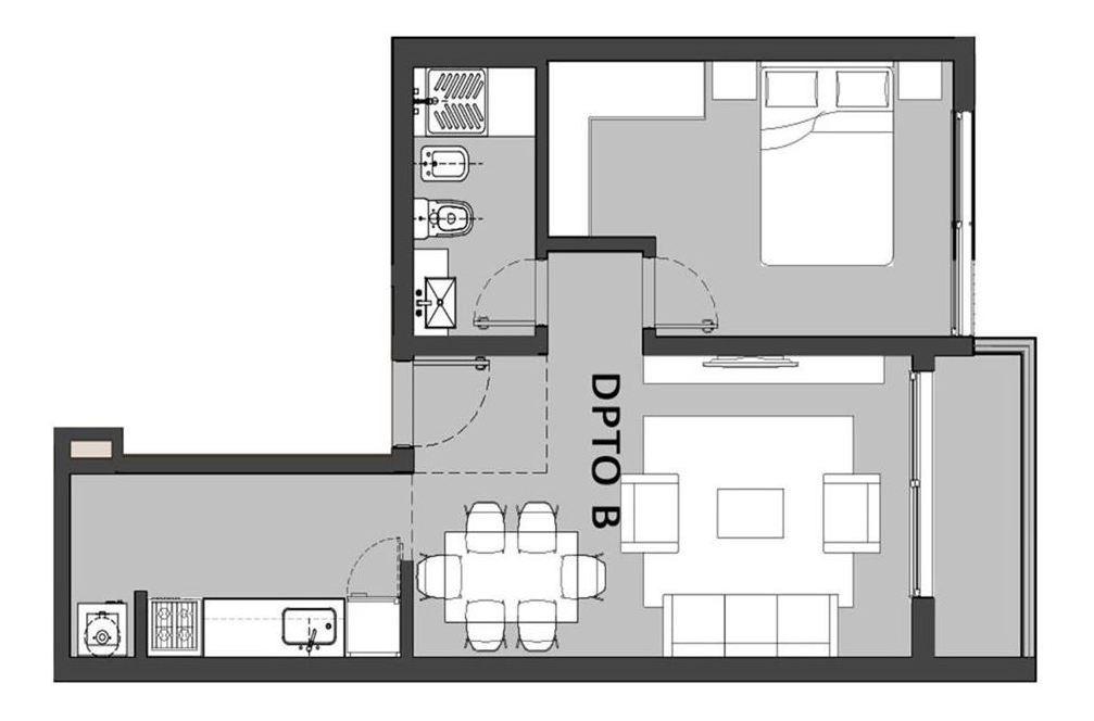 venta departamento centro posadas con cochera