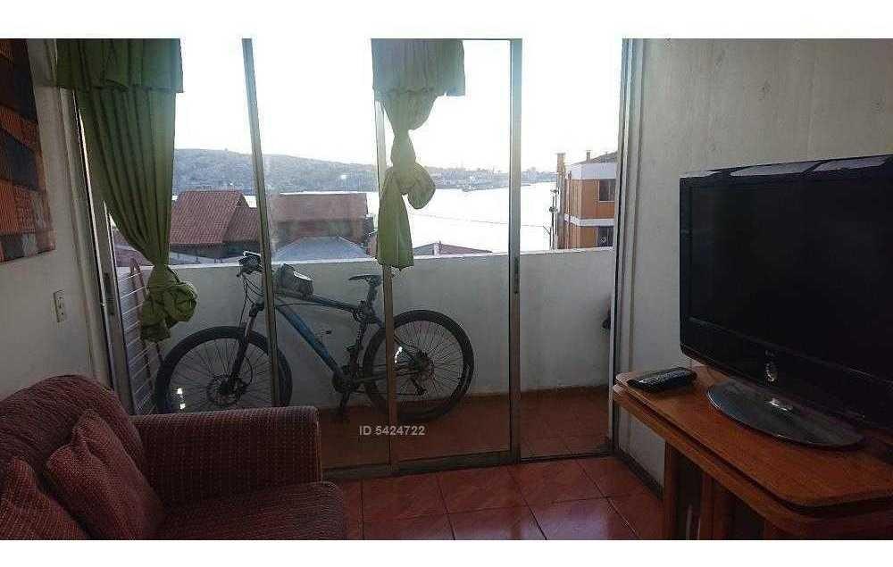 venta departamento cerro barón, valparaíso