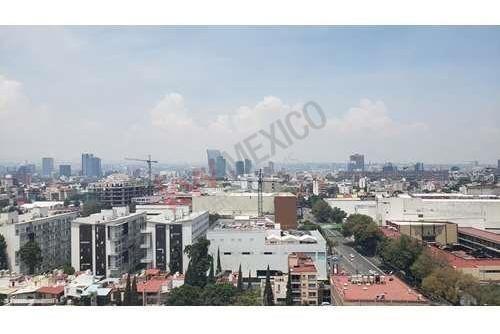 venta departamento city towers coyoacan 3, xoco