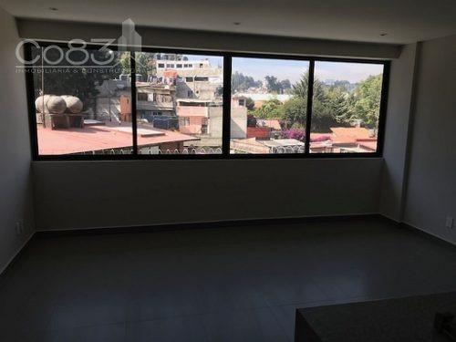 venta - departamento - contadero - 90m2 - $3,380,000