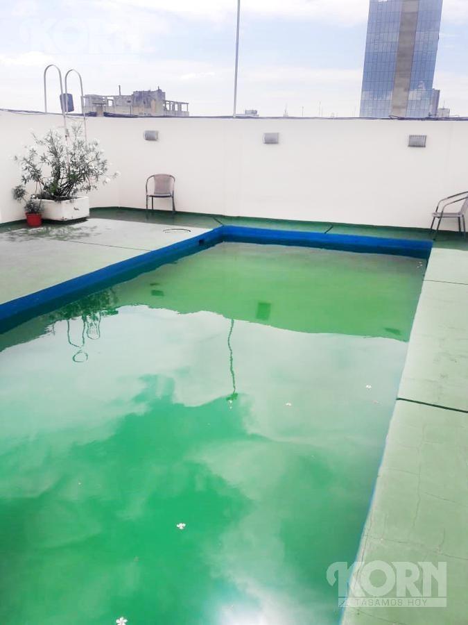 venta departamento de 1 ambiente con balcon en san nicolas / centro